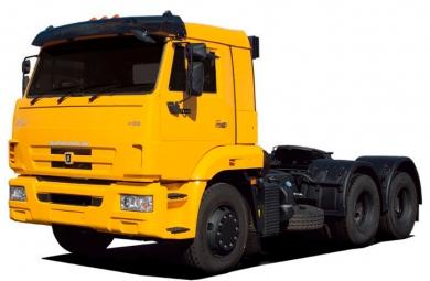 Седельный тягач КАМАЗ 65116 - А4