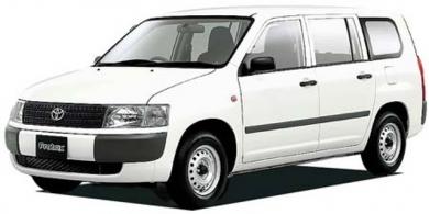 Автомобиль сопровождения Toyota Probox