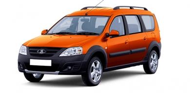 Автомобиль сопровождения Lada Largus